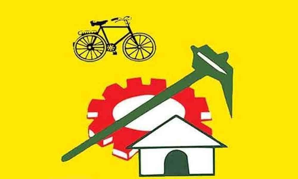 TDP leaders meet AP CS LV Subramanyam over Chandragiri repolling