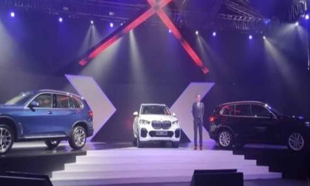 2019 BMW X5 launched in India at Rs.72.90 lakhs