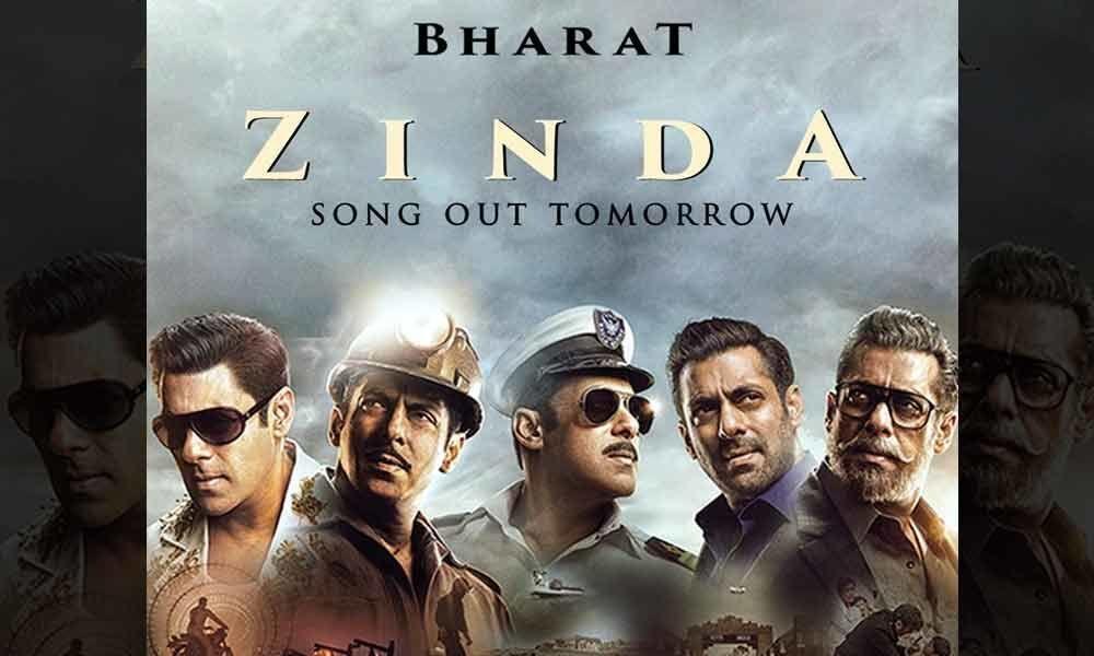 Zinda Song Out Tomorrow Confirms Salman Khan