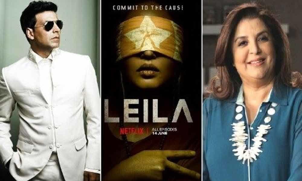 Akshay Kumar And Farah Khan Praises Huma Qureshi In Leila