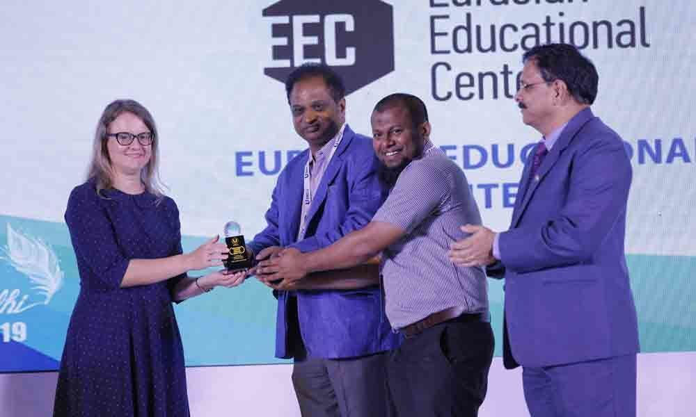 VIT conferred Best University for Excellence
