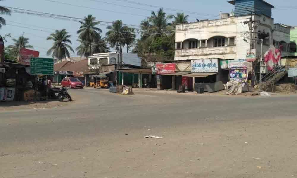 Bhimavaram reeling under heat wave conditions