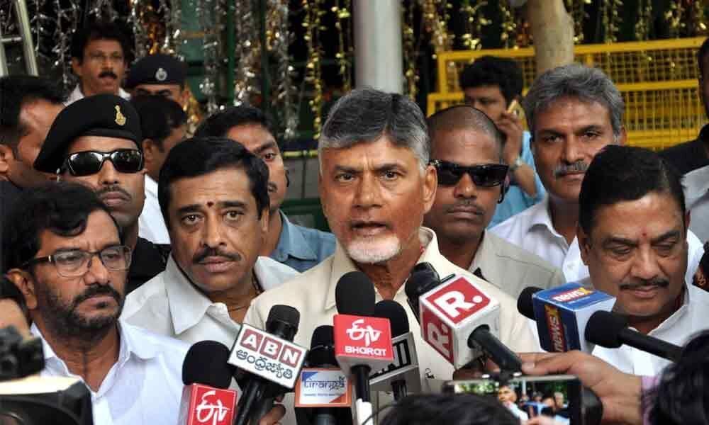 Naidu questions EC on Chandragiri repoll
