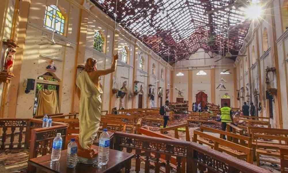 Sri Lanka school principal, teacher arrested for link to Easter terror attack