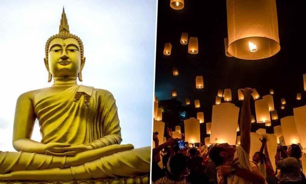 Bodh Gaya witnesses Buddha Purnima celebrations