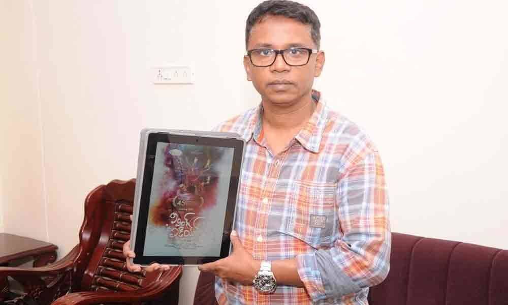 Awards galore for Living Idle director