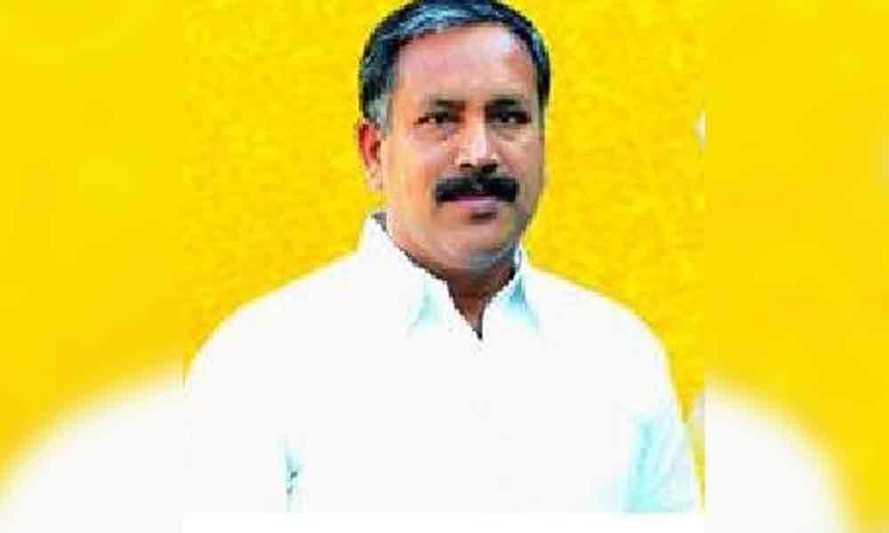 TDPs Nani facing tough times in Chandragiri