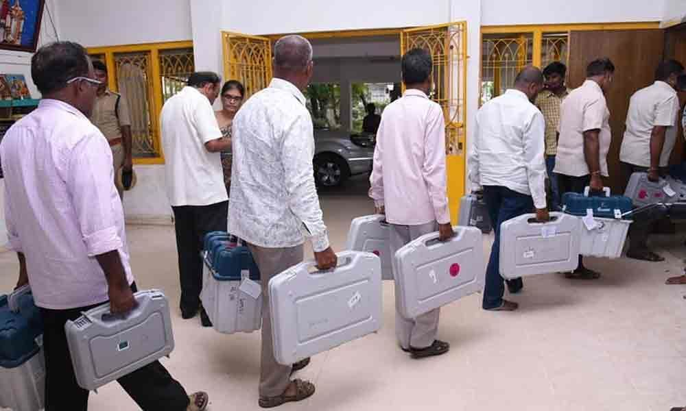 Nellore gets ready for counting