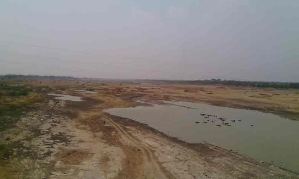 Kurnool district reels under acute drinking water shortage