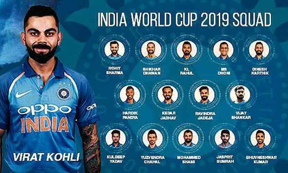 The best Indian team is raring to go