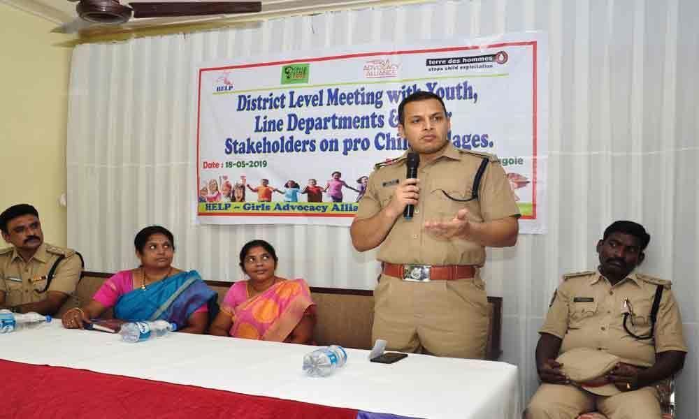 Villages should be converted into Pro-Child habitations: SP
