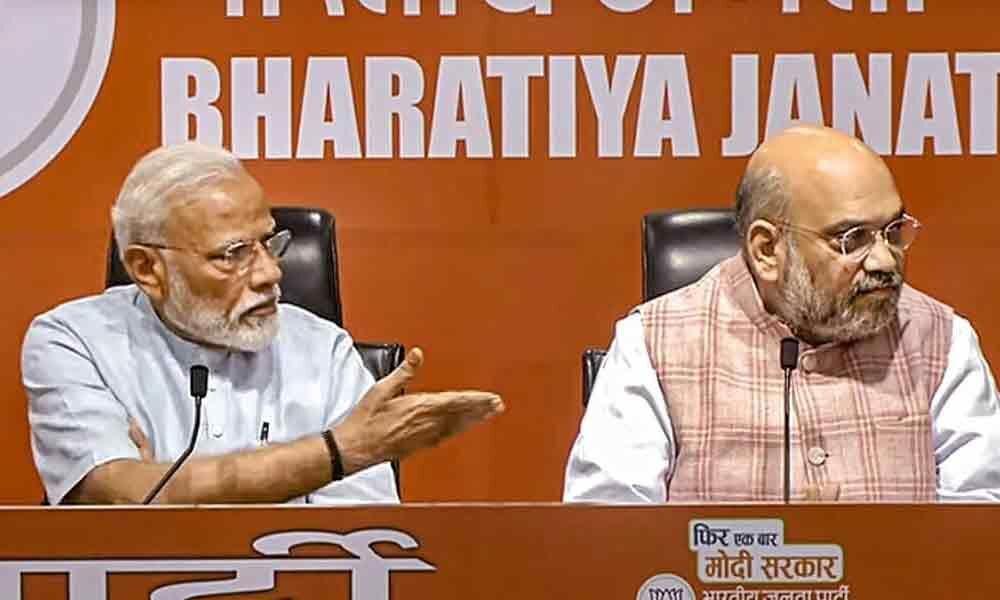 Modi has shown his true colours