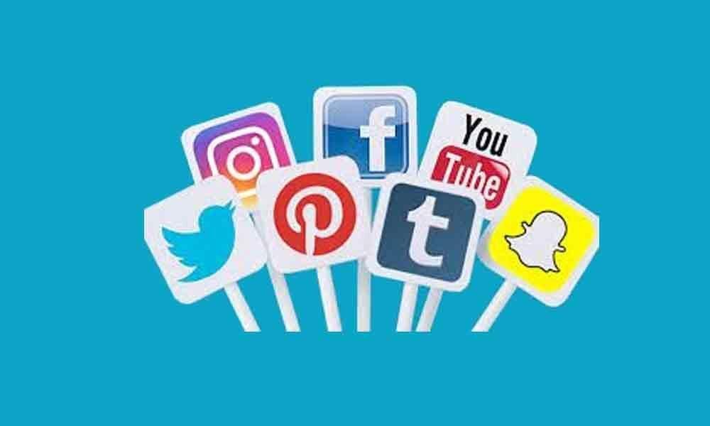 Linking social media sites with Aadhaar vital