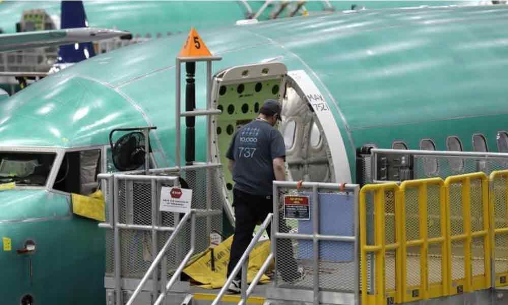 Boeing admit defects in 737 Max simulator software
