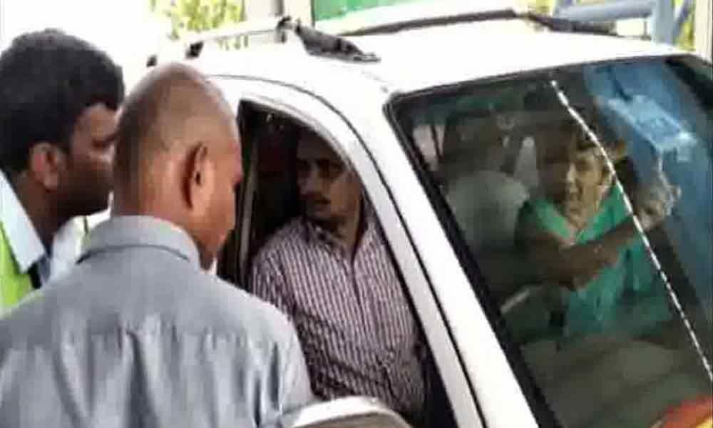 AP minister Pullarao Prathipati