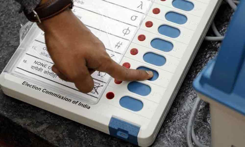 42.23 percent votes polled in Chandragiri repolling