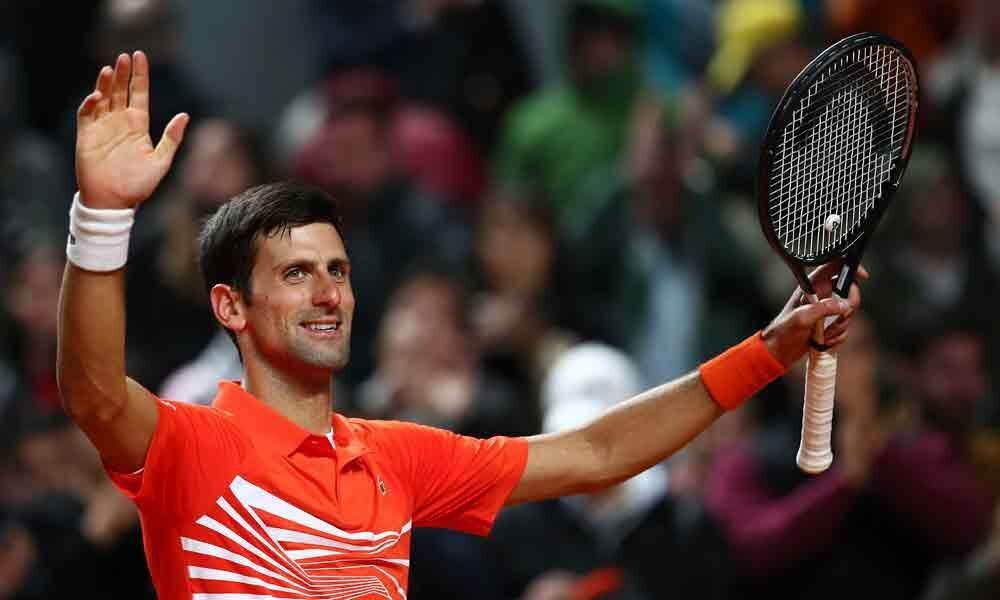 Rome Open: Djokovic goes past Schwartzman 6-3, 6-7, 6-3 to face Nadal in finals