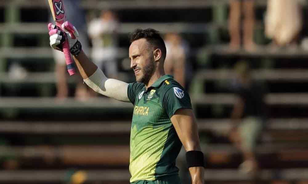 Wanted to do superman things in previous World Cups: Faf Du Plessis