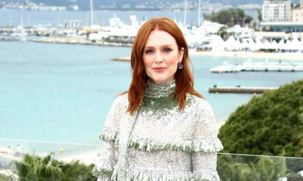 Julianne Moore praises #MeToo for starting important conversation