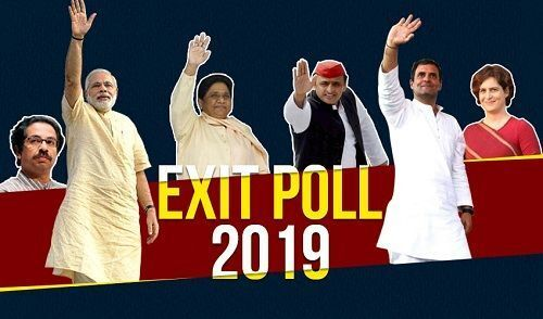 Exit Poll Results 2019 Live Updates: NDA set to return to power, predict most exit polls
