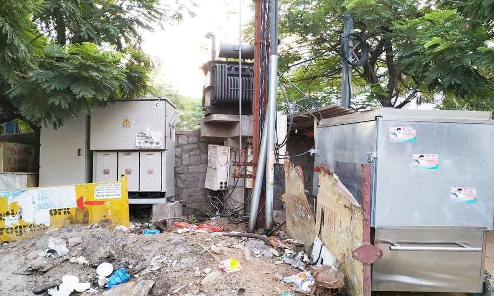 Shocking! Transformer spots now dump yards