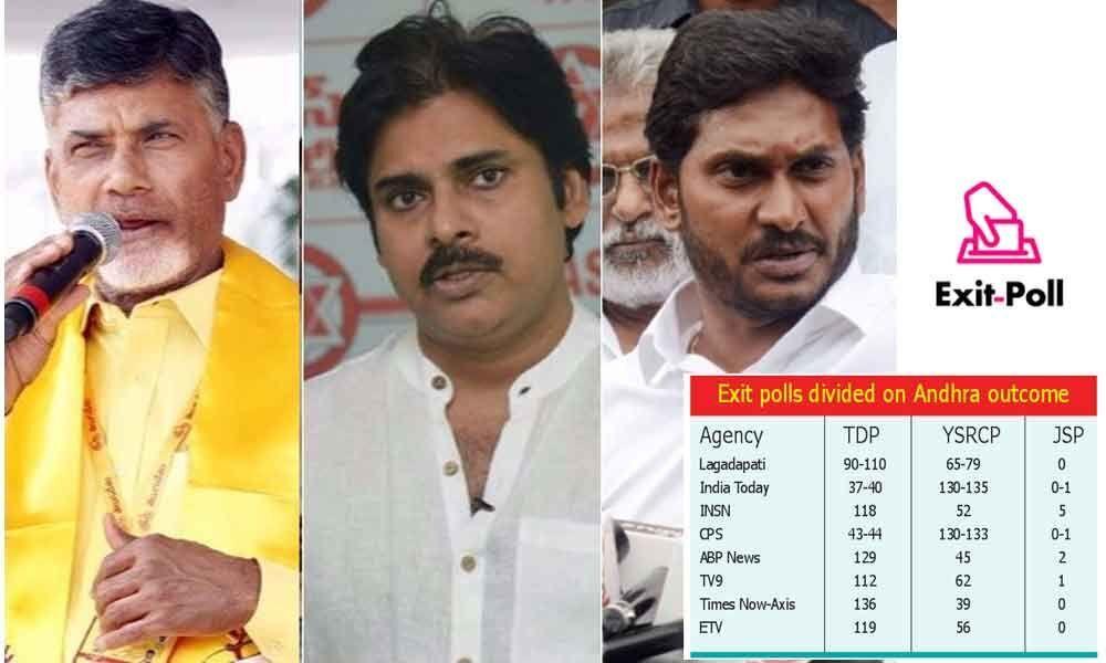 AP cliffhanger : Jagan gives jolt… But Naidu may return as CM