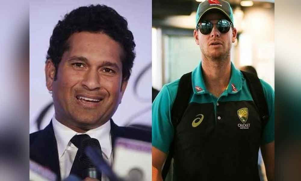 Smith played an unbelievable shot and it felt like Sachin bat: Langer