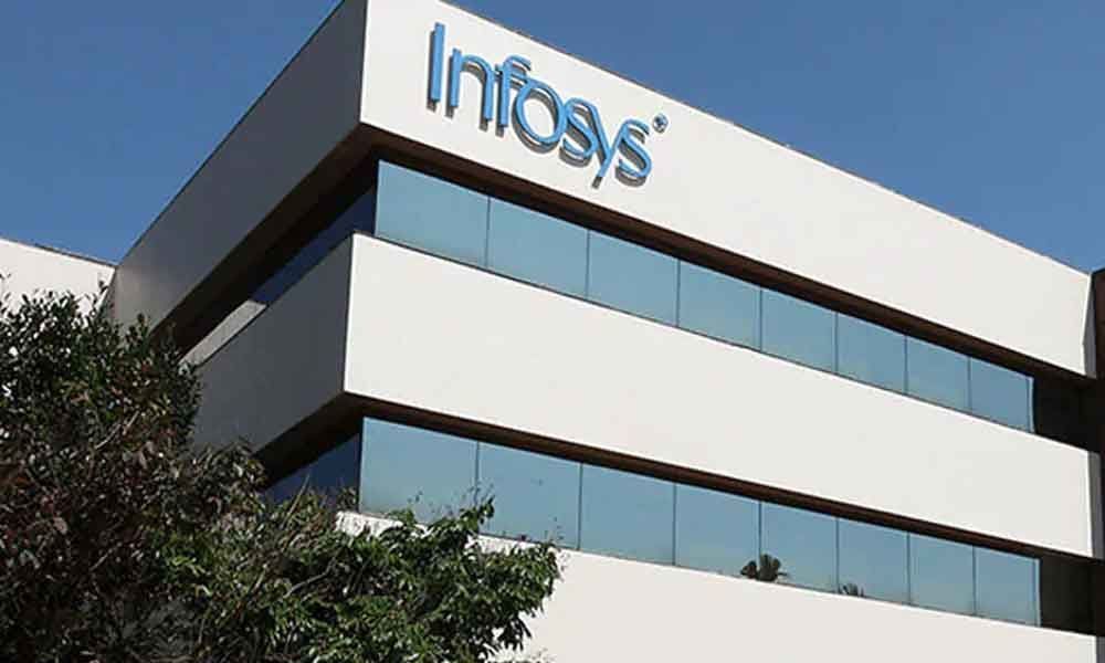 IT stocks under pressure; TCS, Infosys down up to 2 per cent