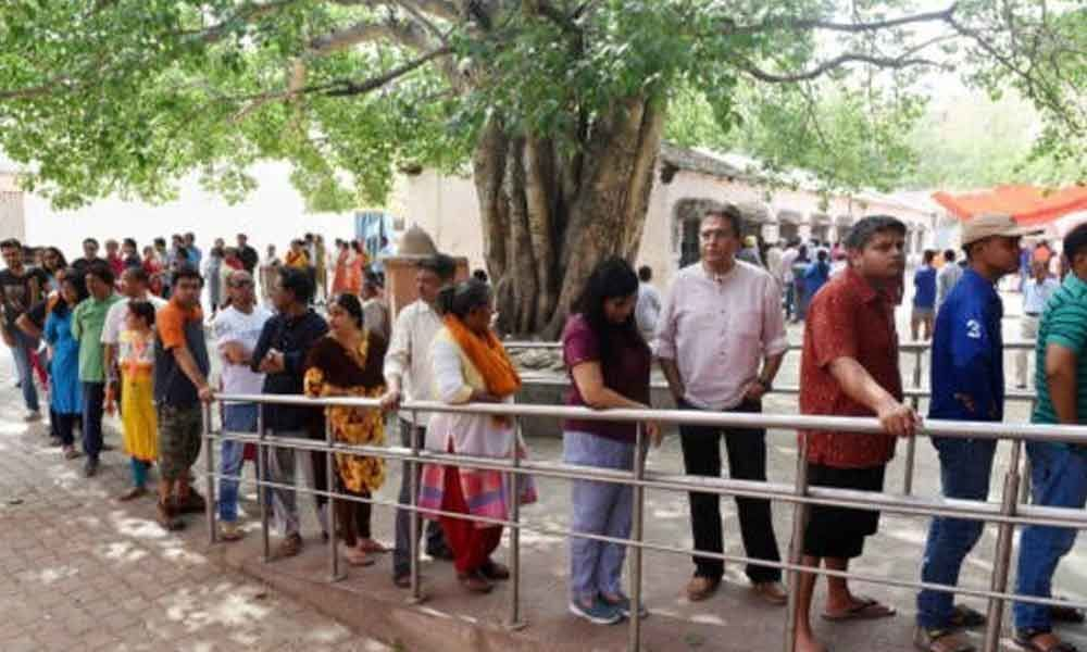 India Inc mum on exit polls, awaits actual results