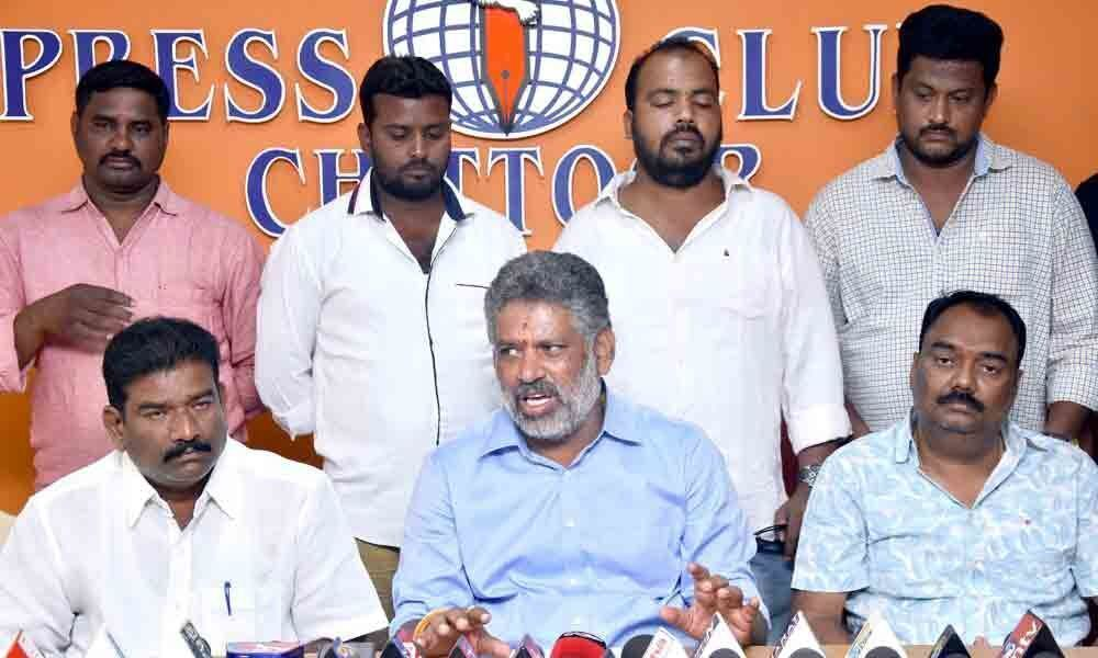 YSRCP accuses CM of making false statements on repolling