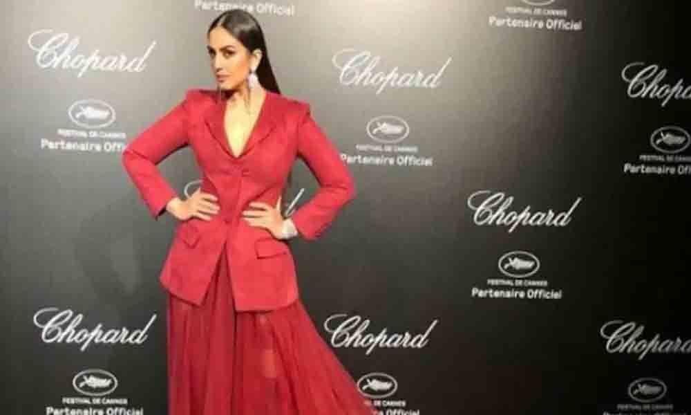 Huma Qureshi dazzles at Cannes