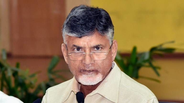 Naidu to meet all non BJP parties today