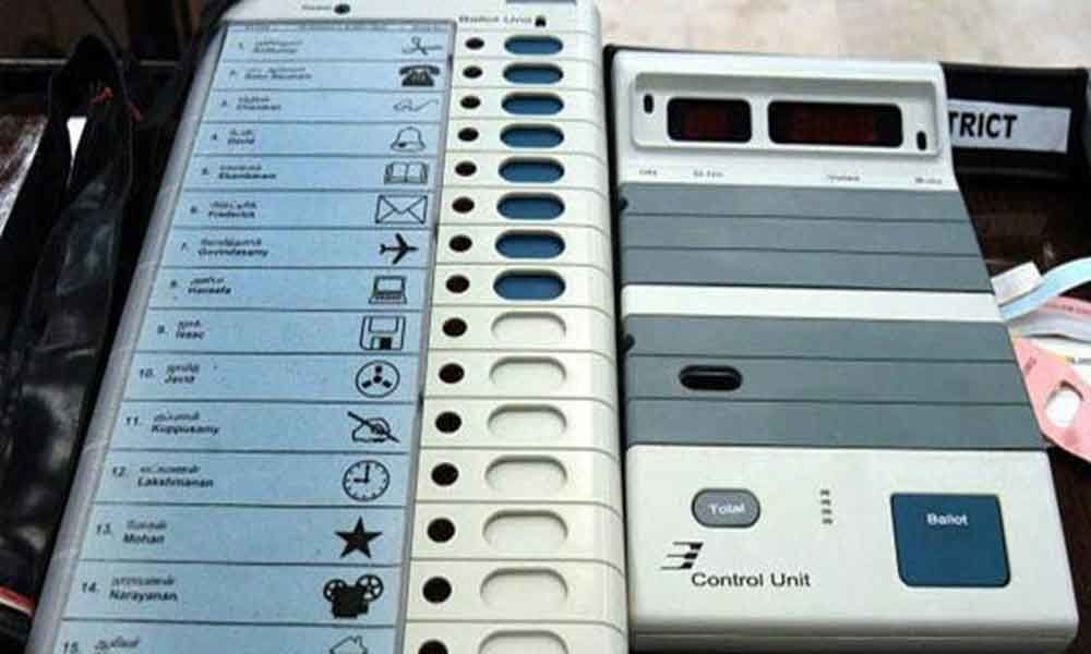 Election Commission rubbishes EVM tampering allegations by Oppositions
