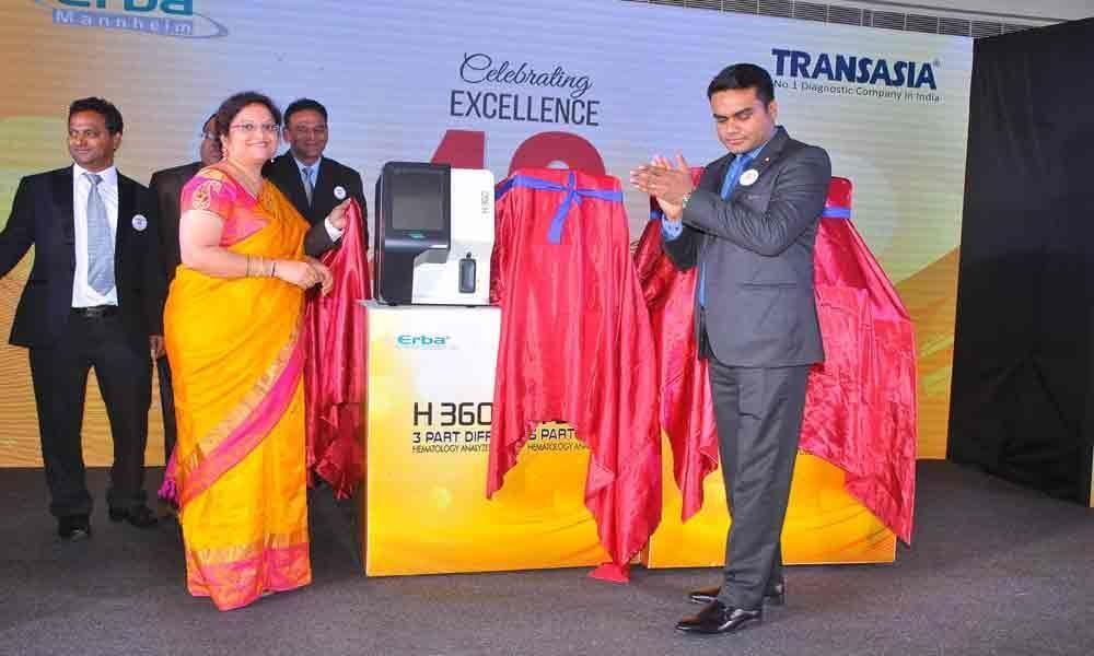 Transasia announces launch of hematology analysers