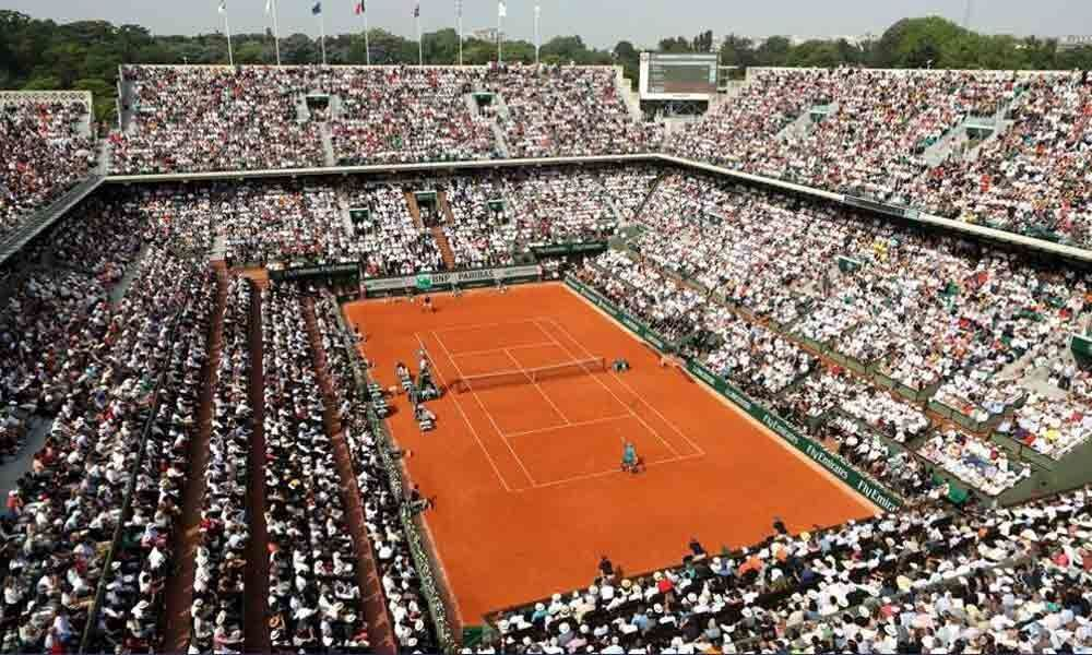 3 weeks before final, qualifiers begin long road to French Open glory