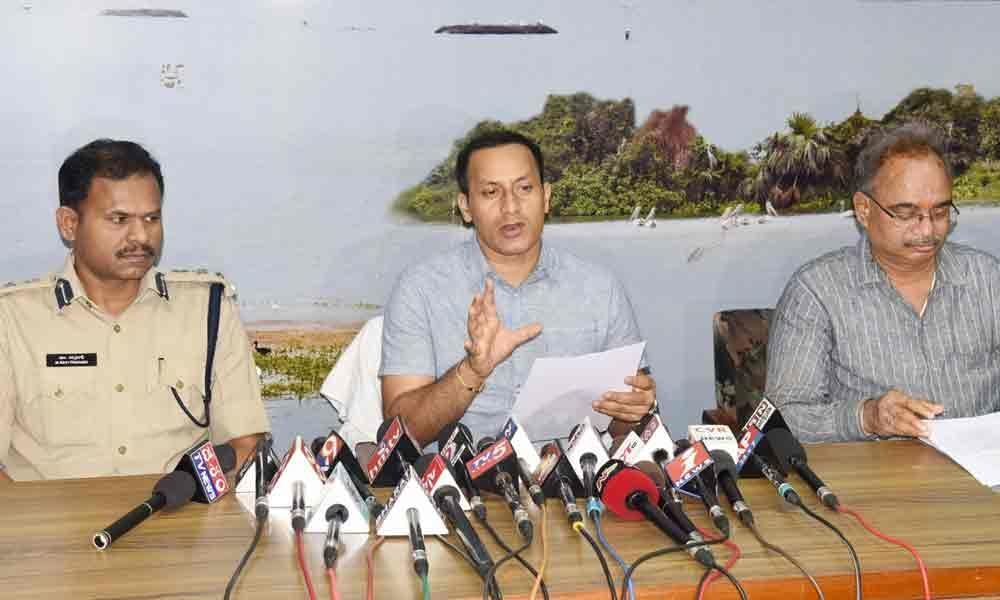 All set for counting of votes on May 23: Collector