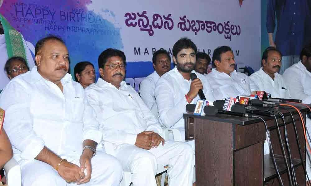 YSRCP will get majority seats: Bharat Ram