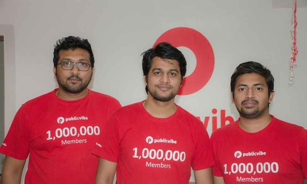 PublicVibe raises investment from IAN, others
