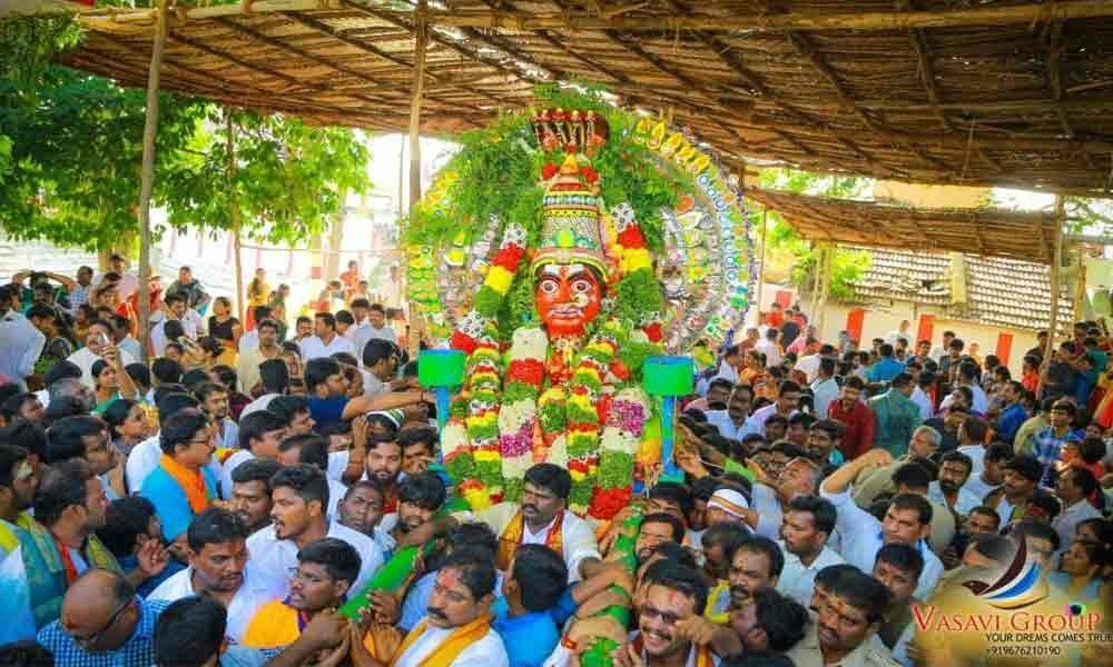 Chandrababu Naidu to visit Kuppam today