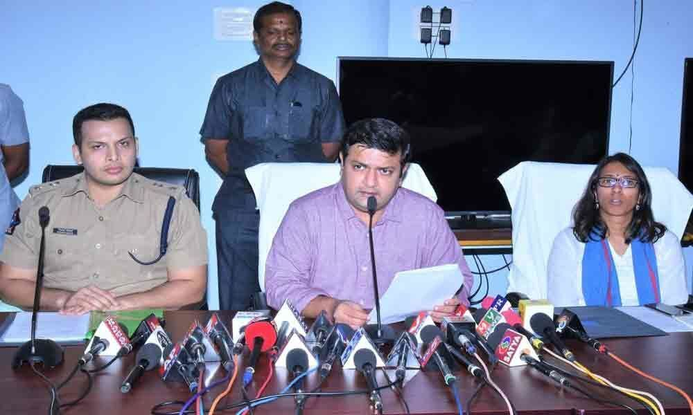 2,700 staff deployed for counting in Prakasam