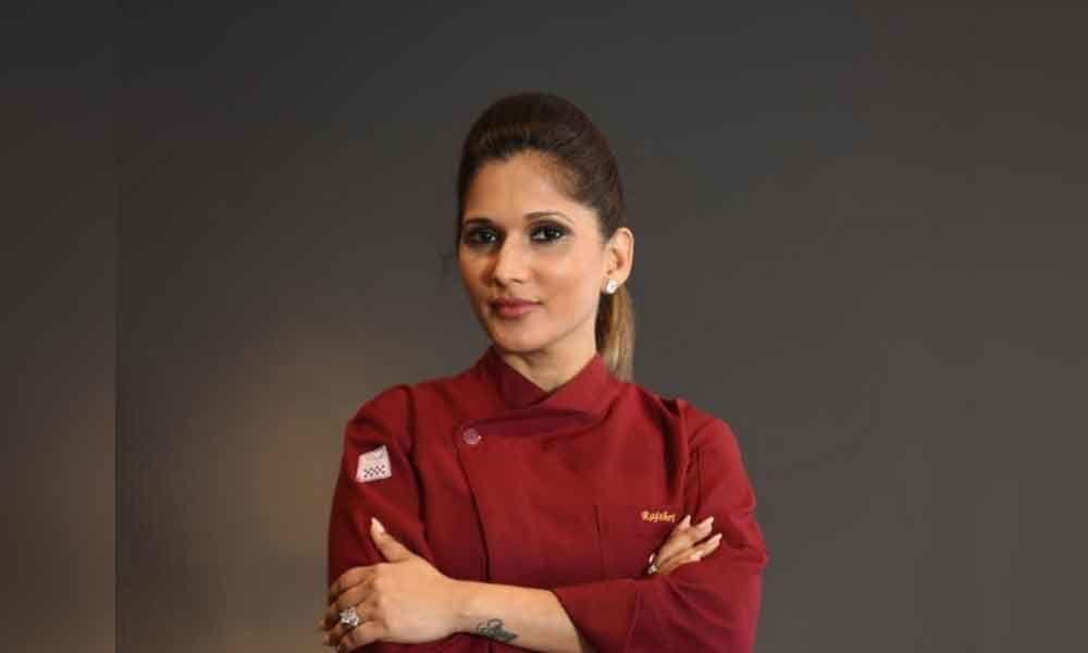 Chef Raji, A Culinary Inspiration To Women.