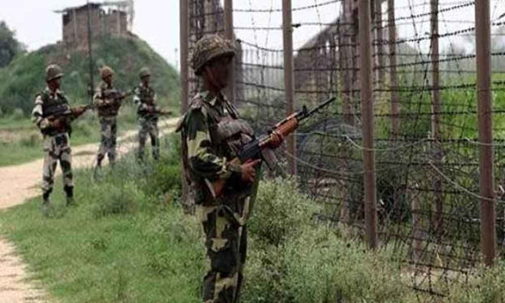 Soldier killed in training event accident near LoC