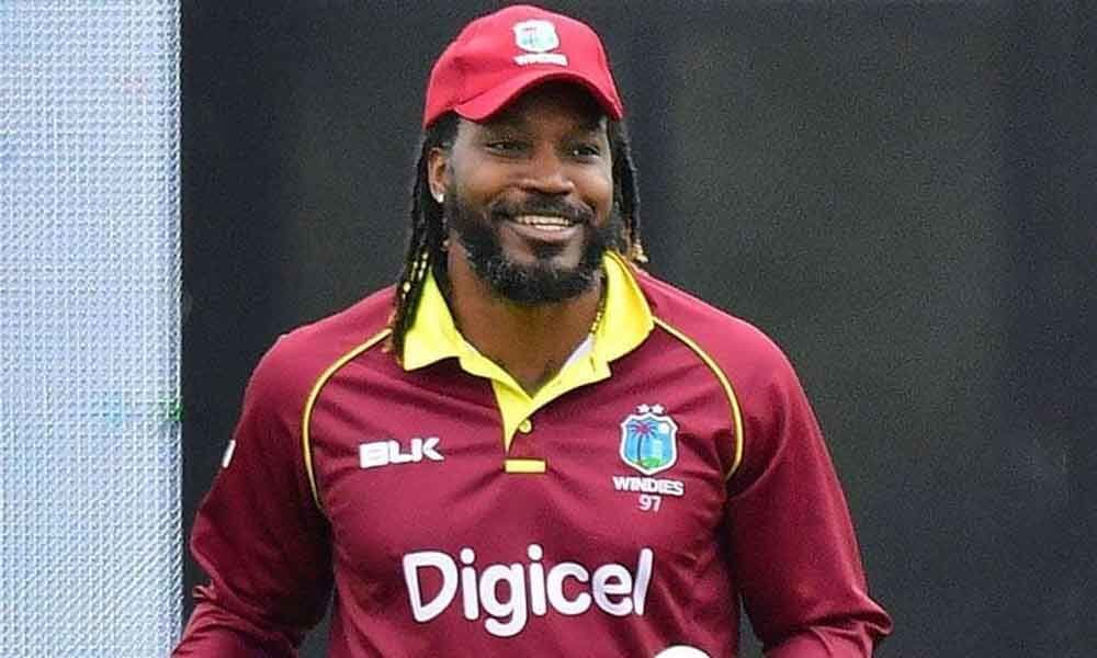 Chris Gayle boasts that bowlers are scared of facing him