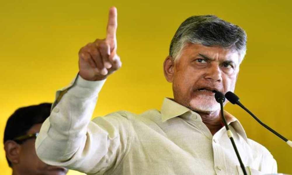 TDP to win 116: Chandrababu Naidu