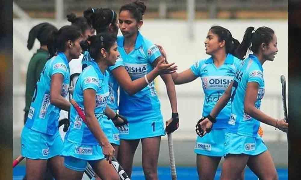 India beat Korea 2-1 in 2nd match, clinch women