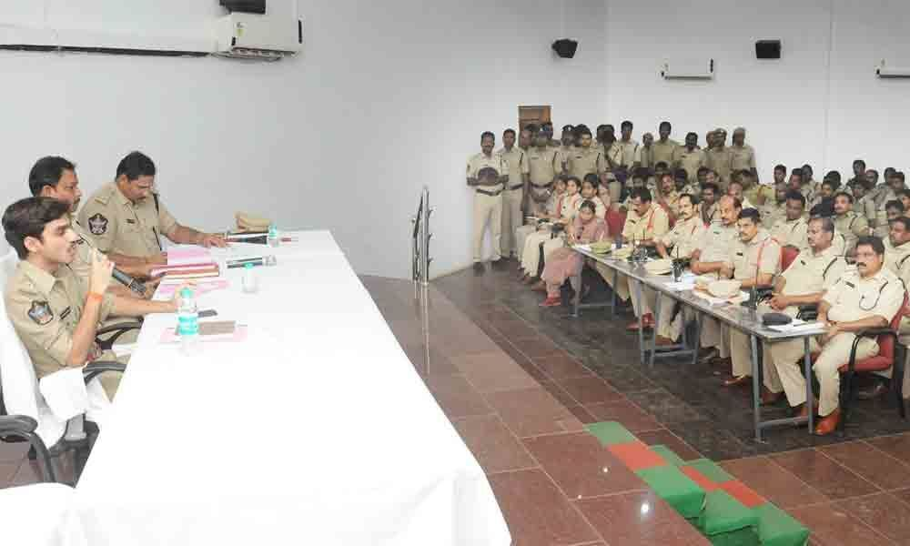 Foolproof security at counting centres: SP Aishwarya Rastogi