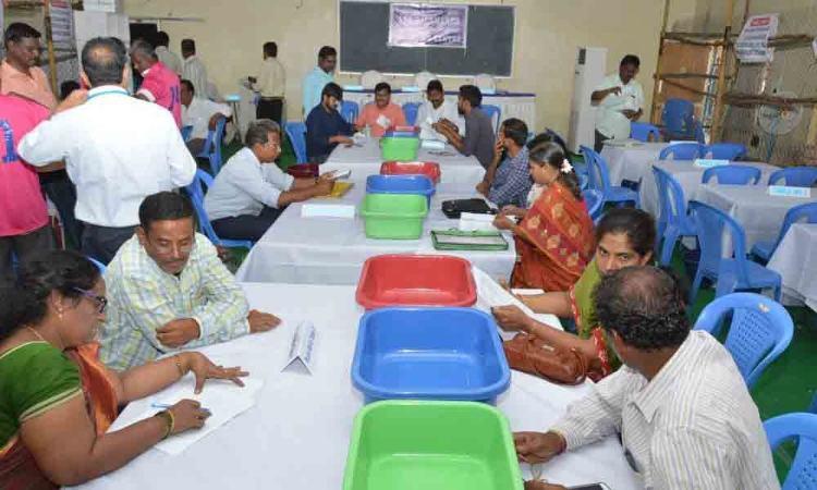 Result fever grips parties in Chittoor dist