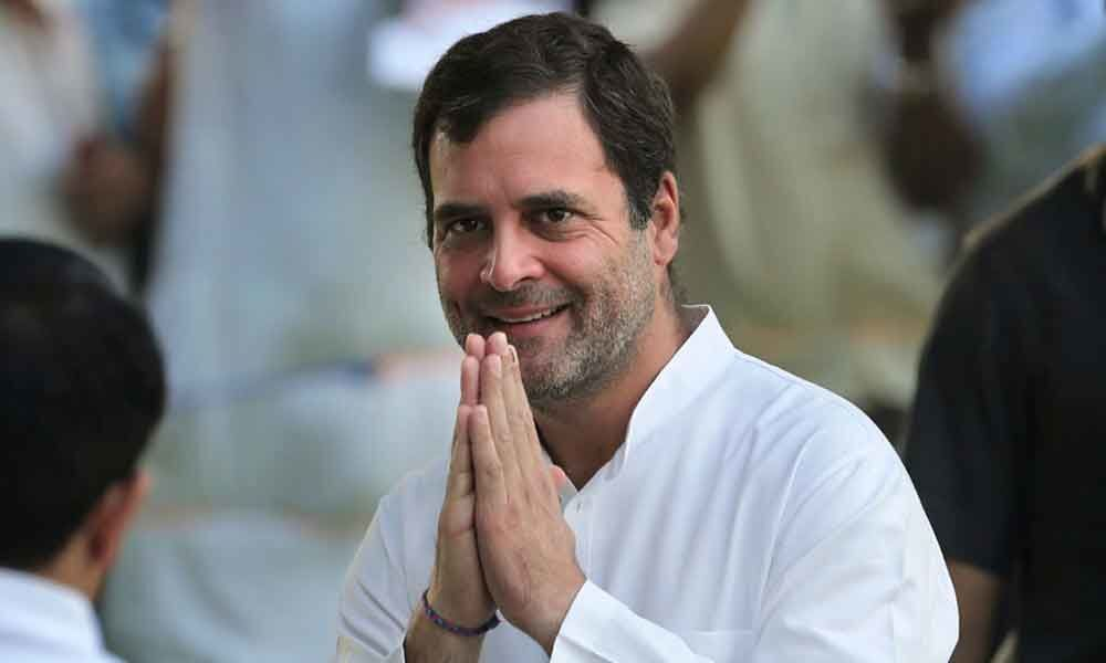 Rahul leading by over 10,000 votes in Wayanad