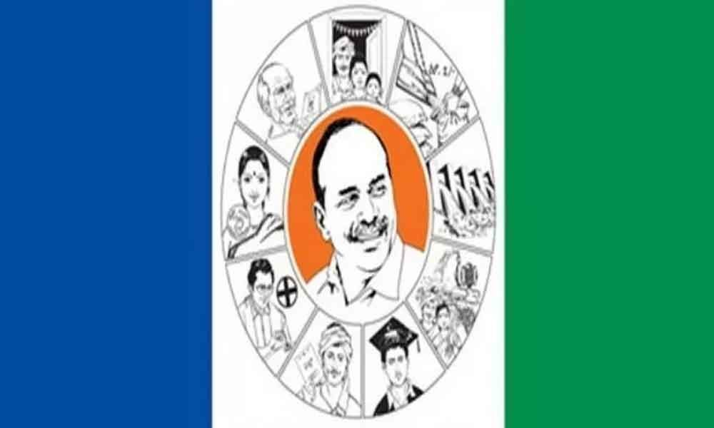 YSRCP candidates leading in 113 seats