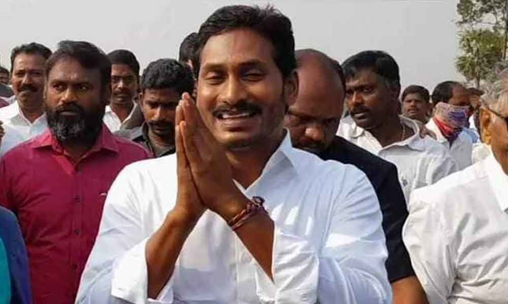 Jaganmohan Reddy Heading for a Big Victory in Andhra Pradesh- He is set to become CM
